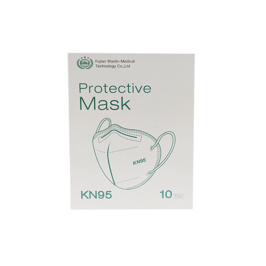 Protective KN95 Mask (Set of 10)