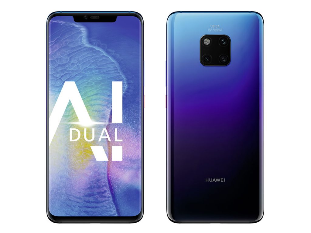 Mate 20 Pro Purple (6+128gb)