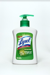 [Lysol Antibacterial Handsoap Original 225ml (Tripi)] Lysol Antibacterial Handsoap Original 225ml