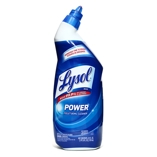 [Lysol Toilet Bowl Cleaners Power 709ml (Tripi)] Lysol Toilet Bowl Cleaners Power 709ml