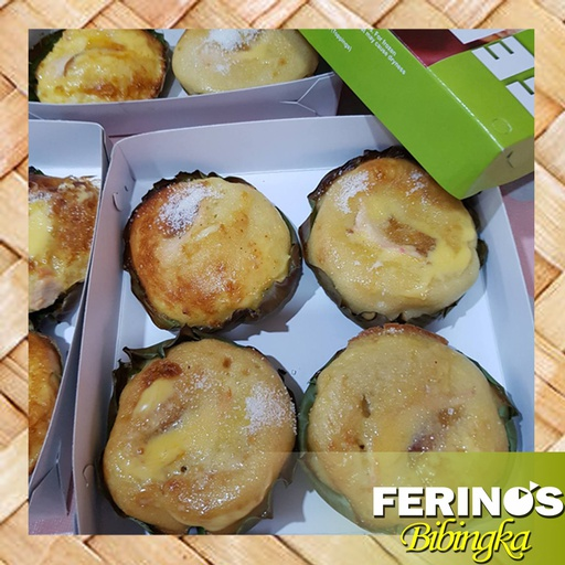 [Ferino's Box of 4 Bibingcute (Tripi)] Ferino's Box of 4 Bibingcute