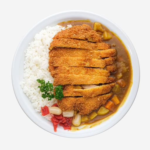 [Tonkatsu Curry (South Snippets)] Tonkatsu Curry
